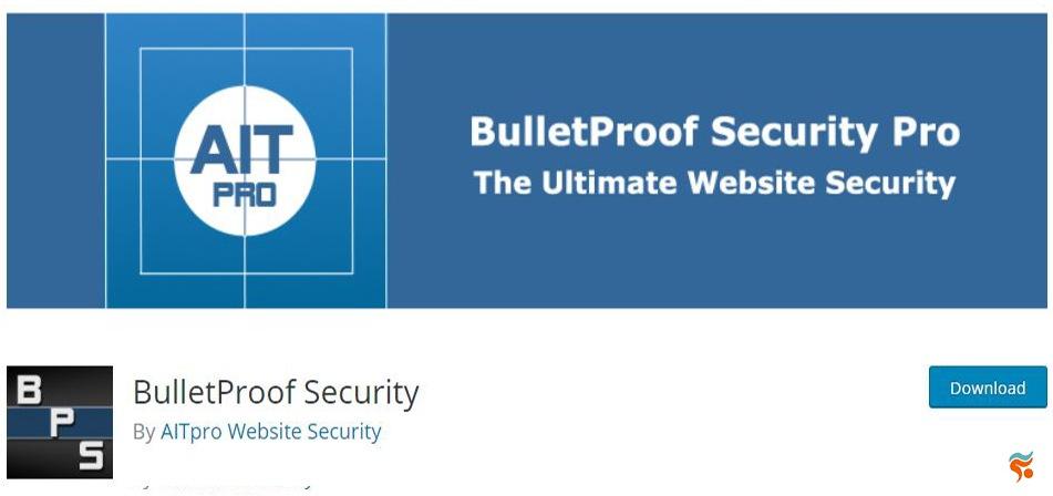 BulletProof Security - بهترین پلاگین (افزونه) های امنیتی وردپرس