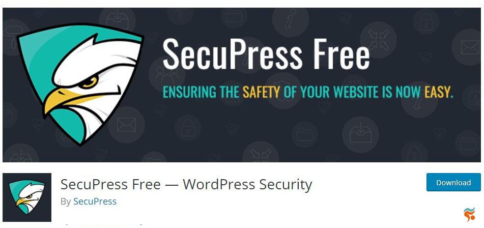 SecuPress - بهترین پلاگین (افزونه) های امنیتی وردپرس
