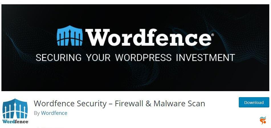 Wordfence-Security - بهترین پلاگین (افزونه) های امنیتی وردپرس