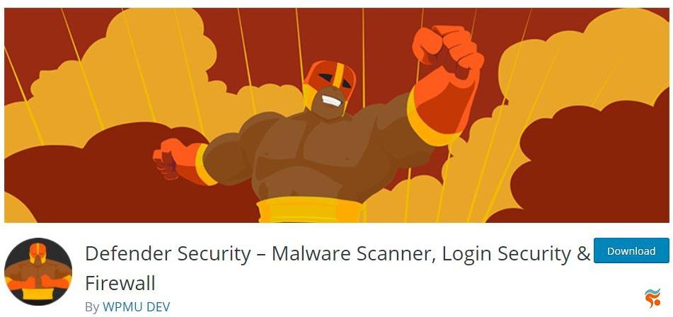 defender - بهترین پلاگین (افزونه) های امنیتی وردپرس