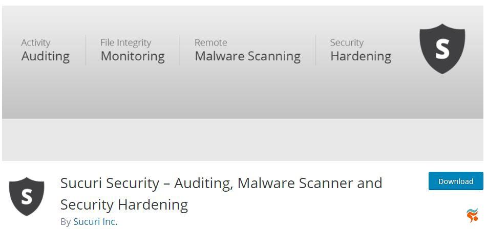 security sucuri -بهترین پلاگین (افزونه) های امنیتی وردپرس