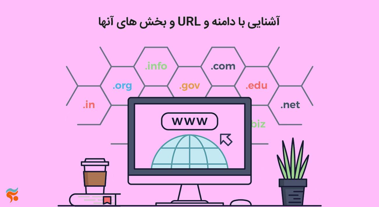 و در ادامه ی مقاله تعریف دامنه ، URL و هاست به زبان ساده و کاربردی